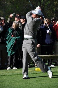Phil Mickelson has an efficient golf swing
