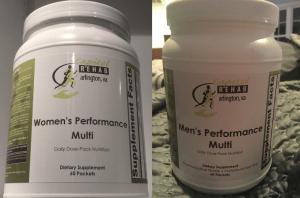 Performance Multivitamins