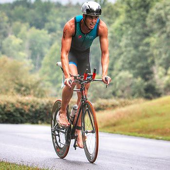 Triathlon Bike Ride Training by David Henkel and Speed Sherpa