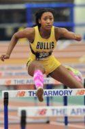 Bullis Track Athlete Alexis Postell