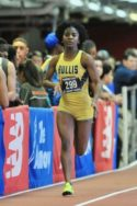Bullis Track Athlete Gabby Johnson
