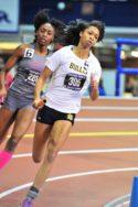 Bullis Track Athlete Leah Phillips