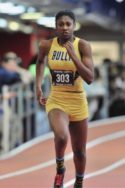 Bullis Track Athlete Lindsay Lewis
