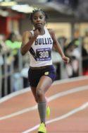 Bullis Track Athlete Malana Johnson