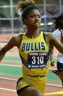Bullis Track Athlete Masai Russell