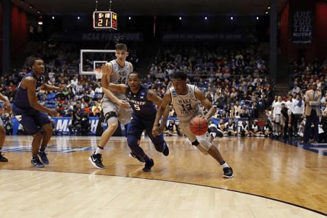 Wake Forest Basketball star Bryant Crawford