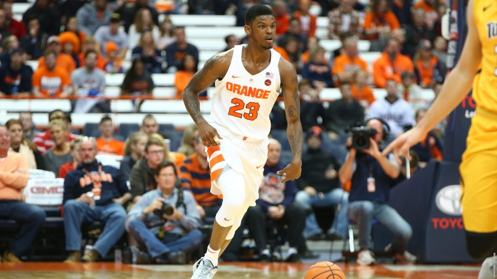 Syracuse Orangemen Frank Howard