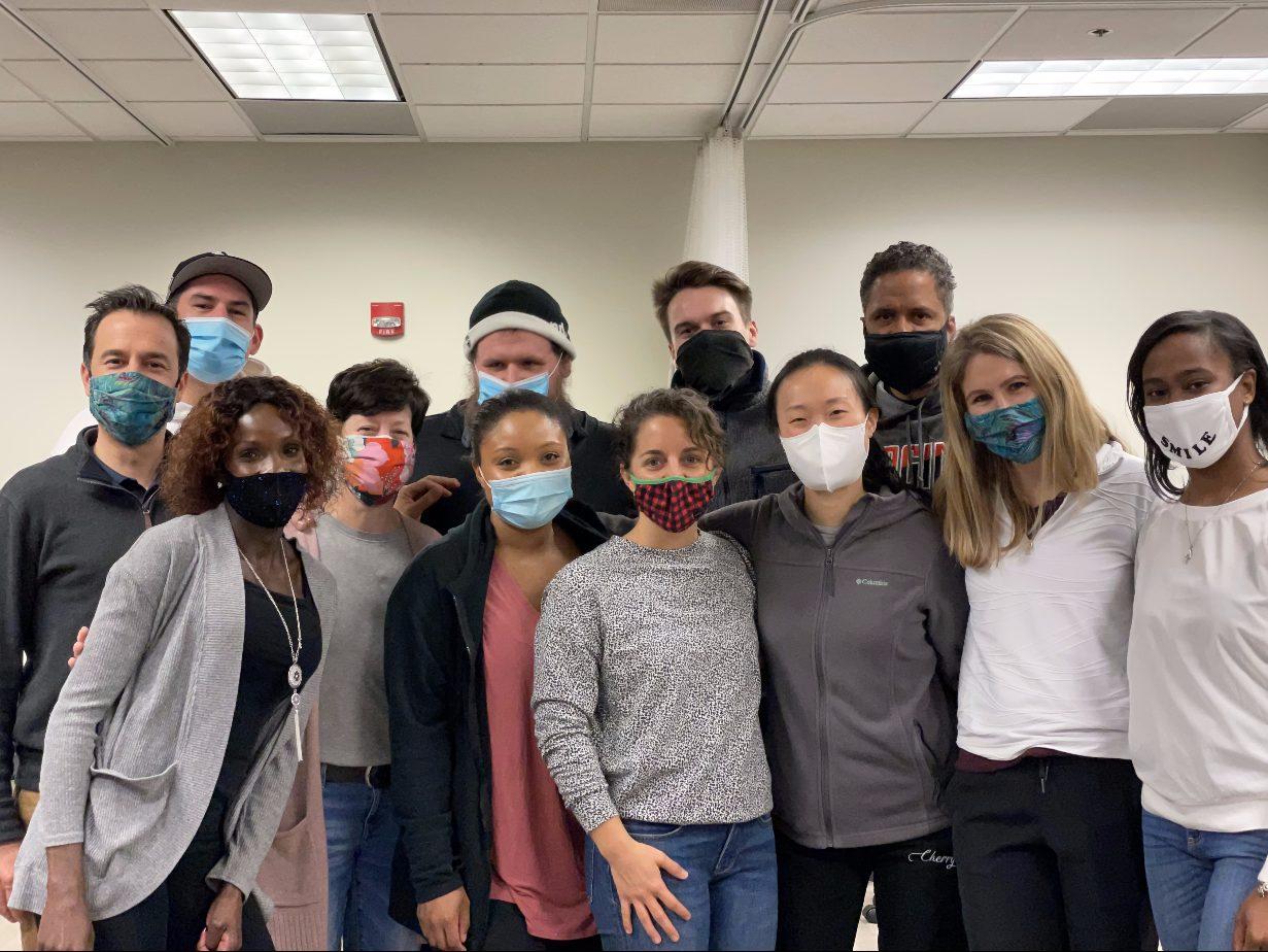 Capitol Rehab Staff Group Photo